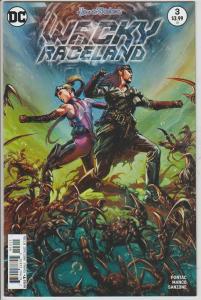 WACKY RACELAND #3 - HANNA - BARBERA - DC COMICS - BAGGED & BOARDED