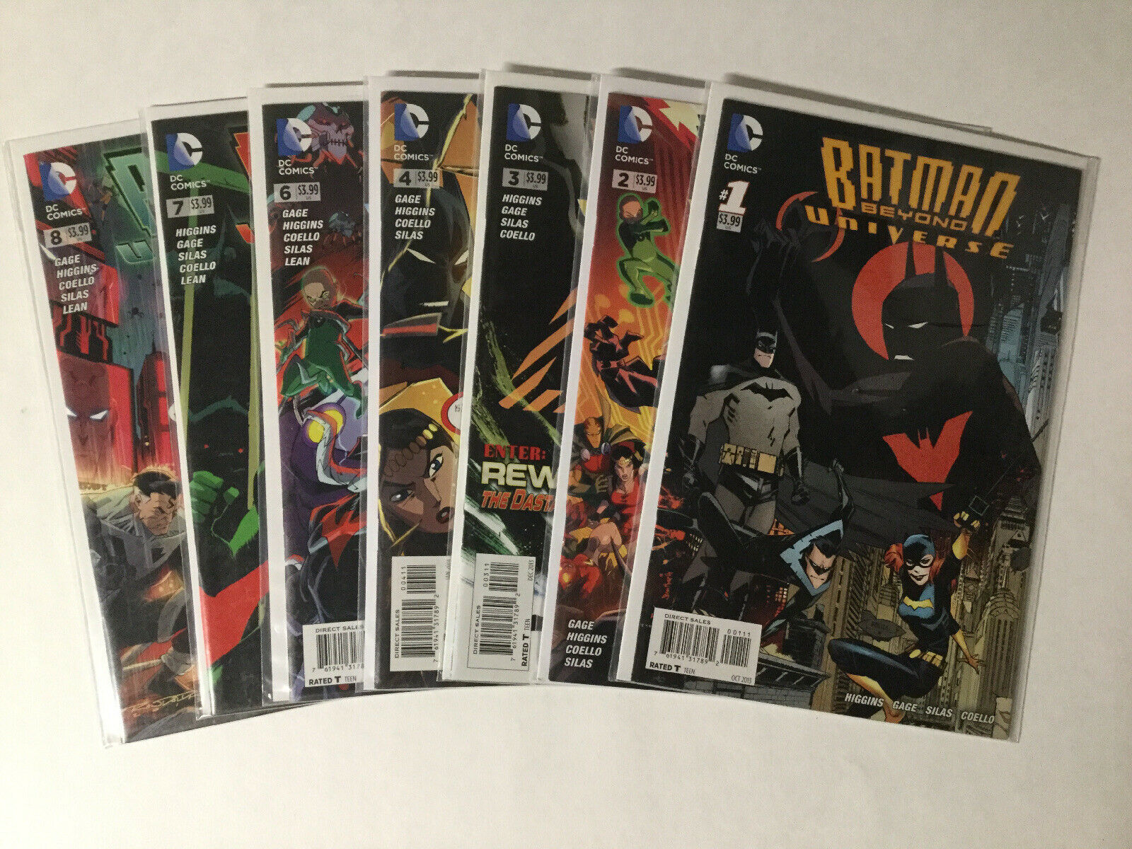 BATMAN BEYOND #3 NEAR MINT 1999