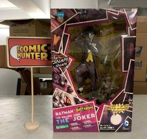 Kotobukiya Artfx The Killing Joke The Joker Motion Sensor Statue Light Not Work