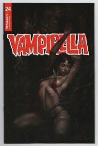 Vampirella #24 Cvr A Parrillo (Dynamite, 2021) NM