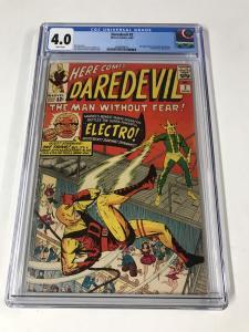 Daredevil #2 CGC 4.0
