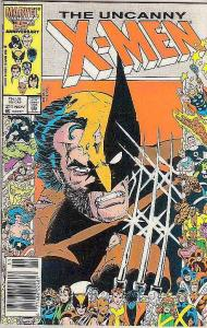 X-Men #211 (Nov-86) FN Mid-Grade X-Men