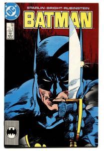 BATMAN #422 Violent JASON TODD issue-DC comic book
