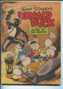 DONALD DUCK #159 1947-FOUR COLOR-CARL BARKS ART 7 STORY-good minus