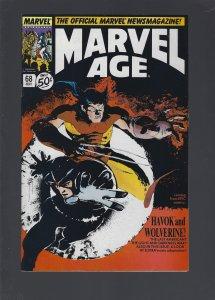 Marvel Age #68 (1988)