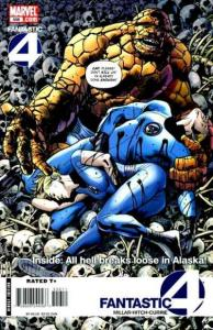 Fantastic Four (2003 series) #556, NM- (Stock photo)