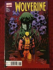 Wolverine #307 Marvel Comics 2012 NM- Bunn Pelletier Meikis Beredo