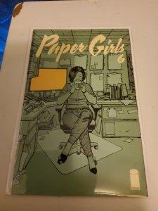 Paper Girls (ES) #6 (2017)