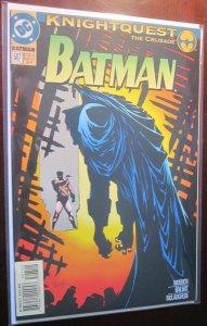 Batman #507 KnightQuest 8.0 VF (1994)