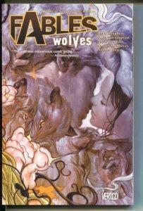 Fables-Vol 8-Bill Willingham-TPB- trade
