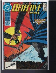 Detective Comics #595 (DC, 1989)