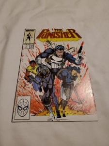 Punisher 17 Very Fine+ Cover art by Whilce Portacio