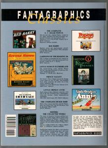 Prince Valiant #18 1990-Fantagraphics-color reprint-Hal Foster-Stolen River-VF