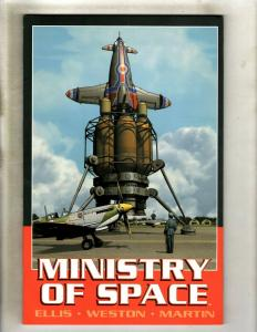 Ministry of Space Image TPB Graphic Novel Comic Book CE4