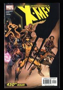 Uncanny X-Men #450 NM+ 9.6