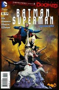 Batman/Superman #11 VF; DC   save on shipping - details inside