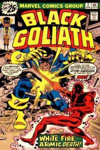 Black Goliath #2, VF- (Stock photo)