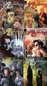 REVELATIONS (2005 DH) 1-6  complete series!