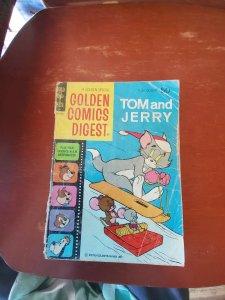 Golden Comics Digest #28 1973