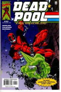DEADPOOL #42 NEAR MINT $15.00
