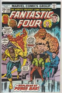 Fantastic Four #168 (Feb-76) NM Super-High-Grade Fantastic Four, Mr. Fantasti...