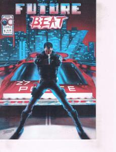 Lot Of 2 Comic Books OC Future Beat #1 and Now Fright Night #1ON7