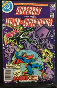 Superboy and the Legion of Super-Heroes #245 (1978)