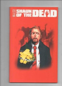 SHAUN of the DEAD #1 TPB GN, NM, Simon Pegg, IDW, 2005, Zombies, more Horror in