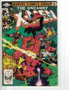 the Uncanny X-Men #160 1st Appearance of S'ym & Magik - Marvel Comics 1982