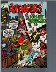 Avengers #77 (1970)