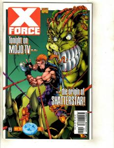 12 X-Force Marvel Comics # 60 69 70 71 72 73 74 75 76 77 78 79 EK4