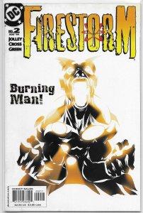 Firestorm (vol. 3, 2004) # 2 VG Jolley/ChrisCross, Jason Rusch