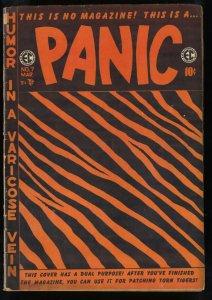 Panic #7 GD+ 2.5