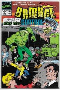 Damage Control (vol. 3, 1991) #2 of 4 FN McDuffie/Colon
