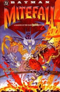 Batman: Mitefall #1, NM + (Stock photo)