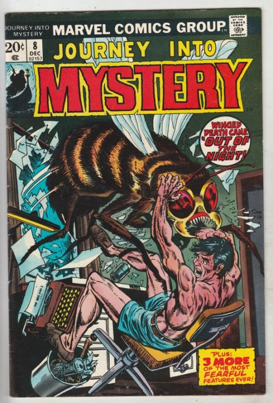 Journey into Mystery #8 (Dec-73) VF/NM High-Grade
