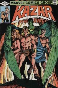 Ka-Zar the Savage #10 VF/NM; Marvel | save on shipping - details inside