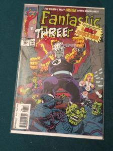Fantastic Four #383