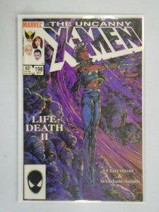 Uncanny X-Men #198 Direct edition 6.0 FN (1985 1st Series)