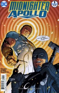Midnighter and Apollo #1 FN; DC | save on shipping - details inside