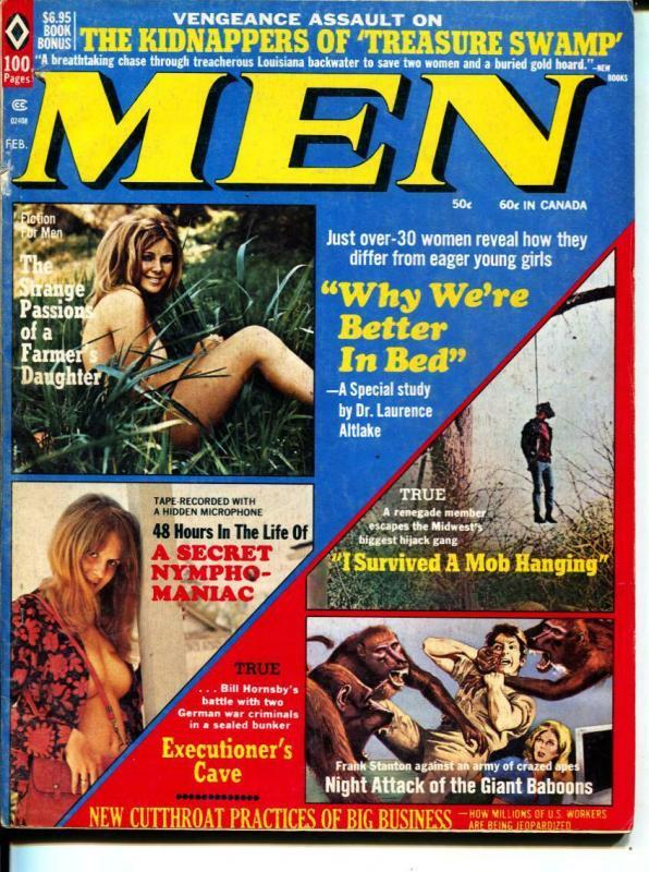MEN-2/1972-Pussycat-Sex-Senators-Giant Baboons-Adventure