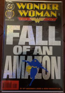 Wonder Woman #152 (2000)