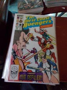 West Coast Avengers #38 (1988)