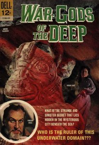 War-Gods of the Deep #1 VG; Dell | low grade comic - save on shipping - details