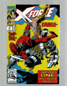 X-Force # 15 NM Marvel Comic Book X-Men Deadpool Domino Cable Wolverine SM19