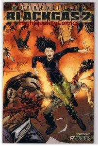 BLACK GAS 2 #2, NM, Wrap, Warren Ellis, Zombies, Undead, 2006, Horror