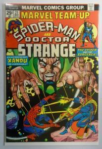 Marvel Team-Up (1st Series) #21, 6.0/FN (1974)