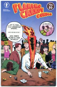 FLAMING CARROT #30, VF, Bob Burden, Dark Horse, 1992, more FC in store