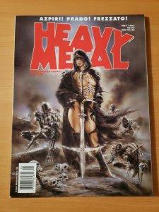 Heavy Metal Magazine May 1993 ~ NEAR MINT NM ~ illustrated Magazine