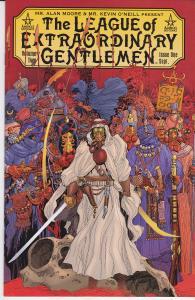 League of Extraordinary Gentlemen Vol 2 #1